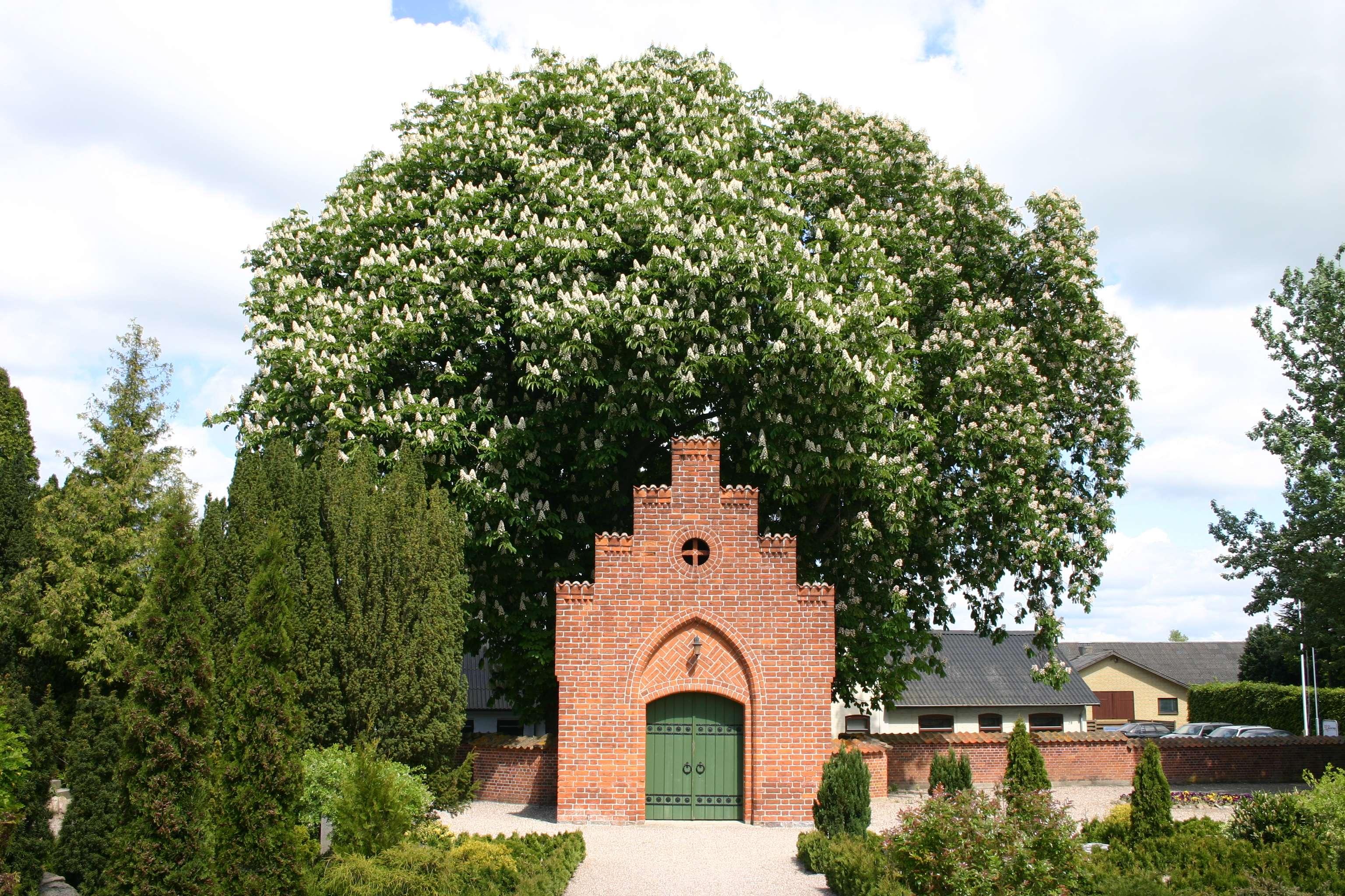 Kapel Stillinge Kirke