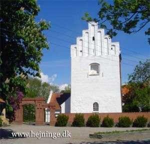 Hejninge Kirke.