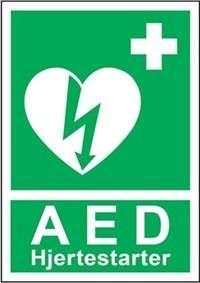 Find lokal hjertestarter